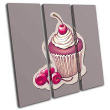 Cherry Cupcake Food Kitchen - 13-0617(00B)-TR11-LO